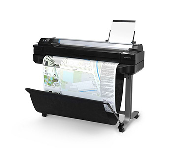 HP Technical Color Printer HP250
