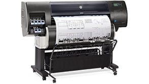 HP Technical Color Printer HP T200